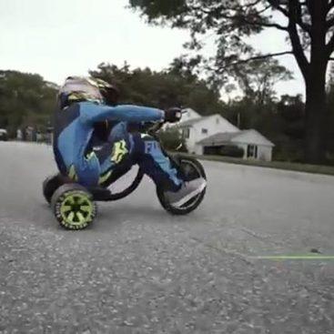 Location quad Drift Trike