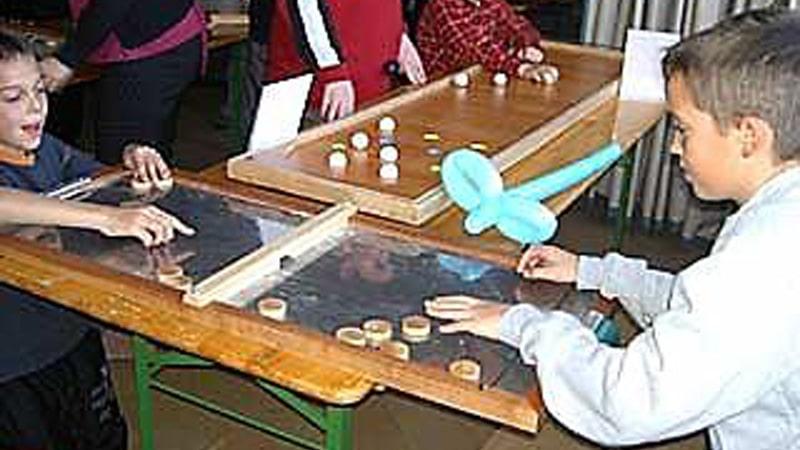 Location jeux anciens en bois