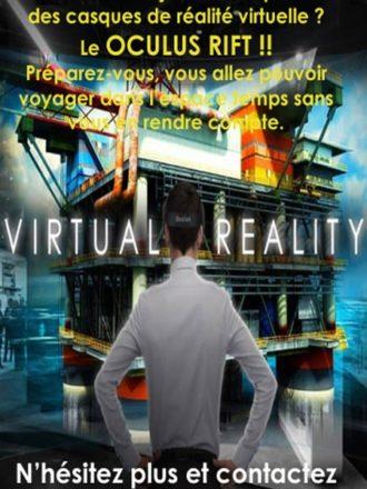 Location casque réalité virtuelle