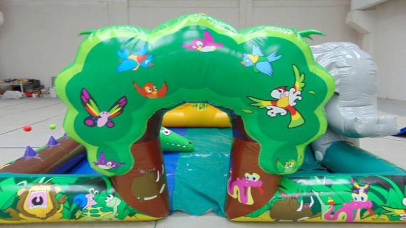 Location parc gonflable petite enfance