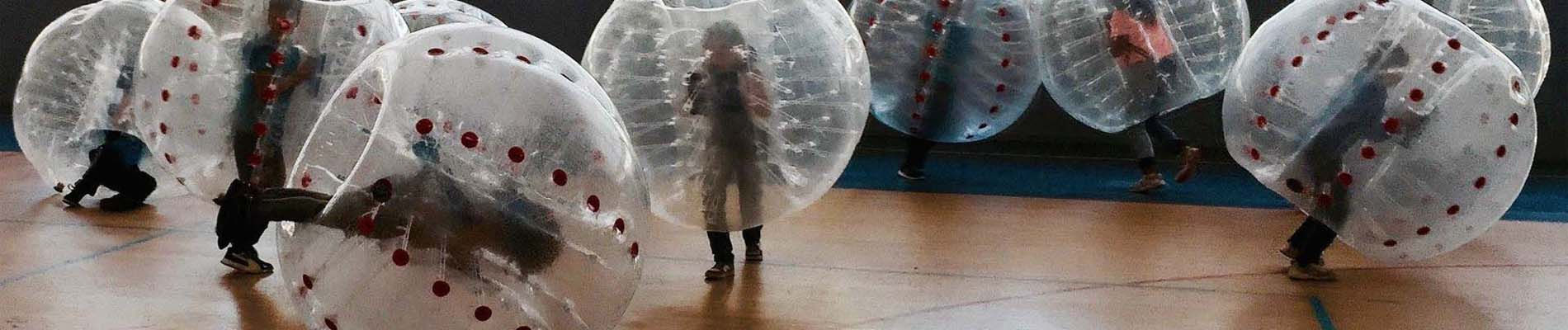 Kidsball spécialiste en location jeux gonflables