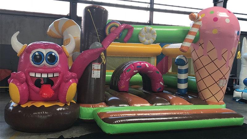 Location centre activités bonbons