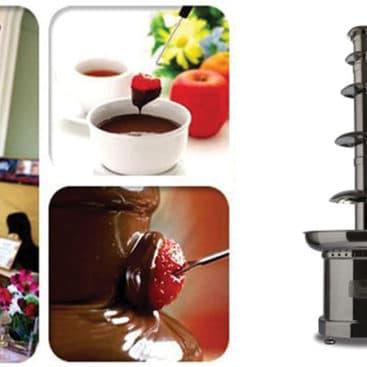 Location machine fontaine au chocolat