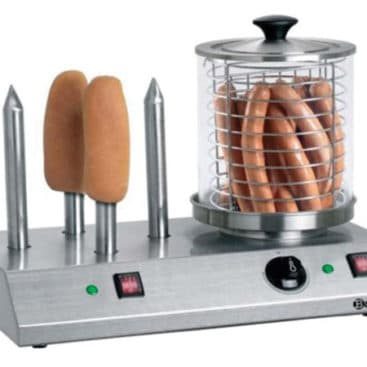 Location machine à hot-dog