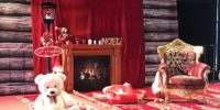 Location décor de Noël