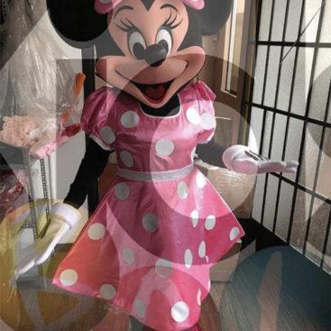 Location mascotte Minnie