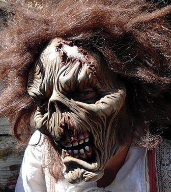 Location masque zombi