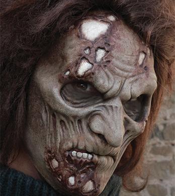Location masque de zombi