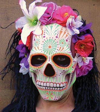 Location masque pour Halloween