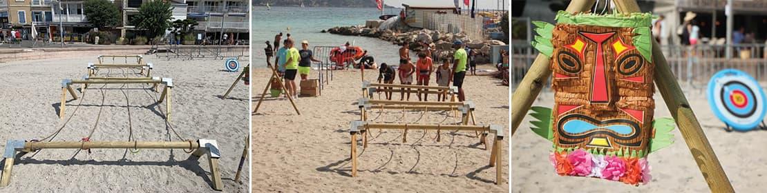 Organisation Olympiades pour enfants