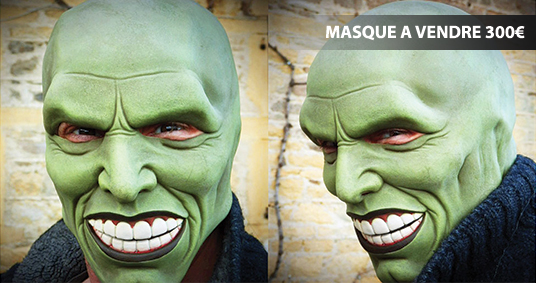 Masque LE MASK