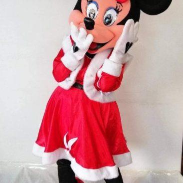Location mascotte déguisement Minnie
