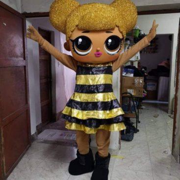 Location poupée LOL abeille